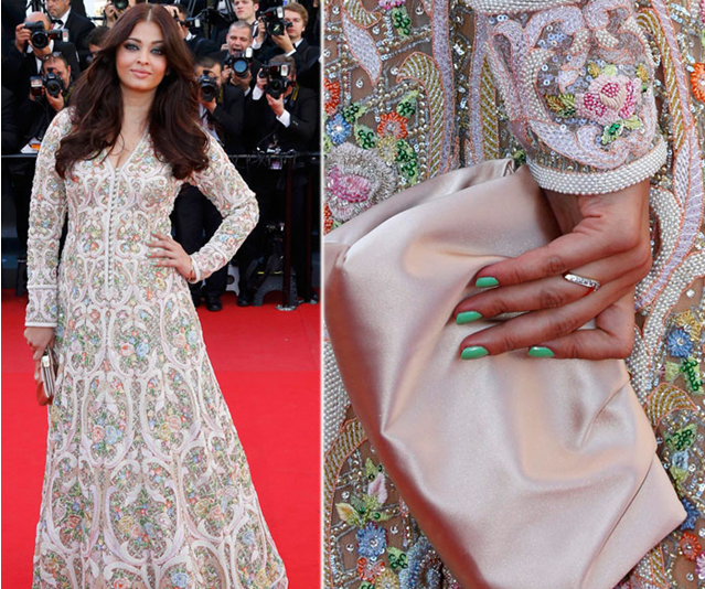 Aishwarya Rai weight loss cannes