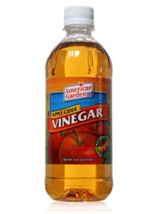 apple cider vinegar_tummy flattening foods