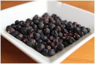 juniper berries_tummy flattening foods