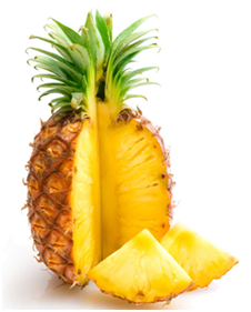 pineapple_tummy flattening foods