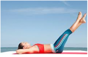 Best Tummy Toning Exercises Tilted frog