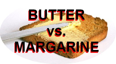 Butter Or Margarine Which Is Better