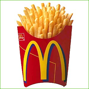 Foods Which Make You Fat french fries