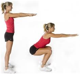 Top 5 Thigh and Butt Exercises Squats