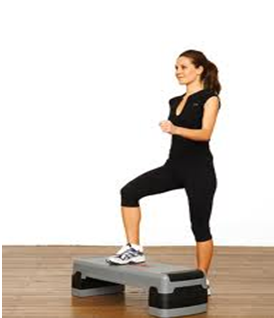 Top 5 Thigh and Butt Exercises Step Ups