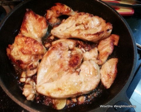 6. Chicken breast recipe with a twist+easy chicken recipe+ paleo diet-001