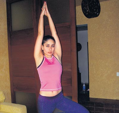 Wearing Makeup In Gym means Less Workout Kareena