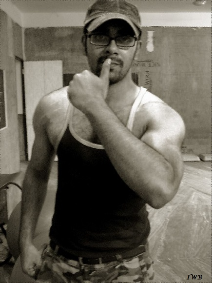 IWB Fitness Instructor Rahul