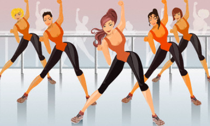 aerobics weight loss