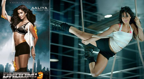 katrina-kaif-dhoom 3 movie review