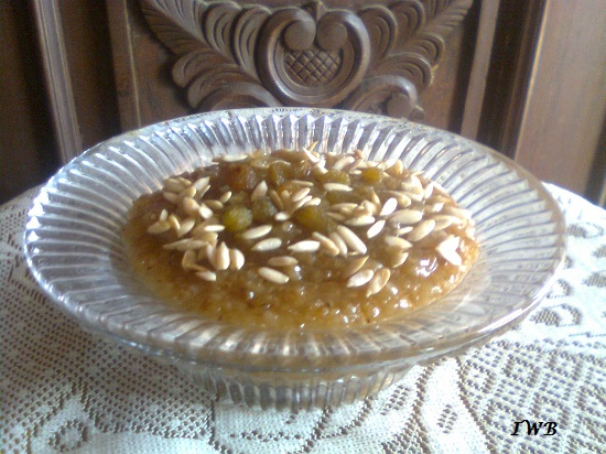 Healthy Oats Halwa Sweet Recipe (1)