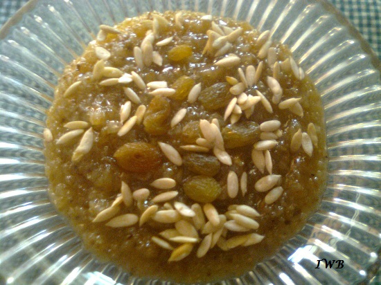 Healthy Oats Halwa Sweet Recipe (2)