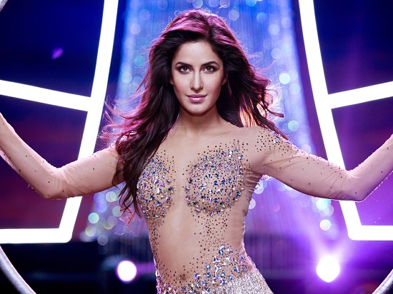 Katrina Kaif's Dhoom 3 Workout