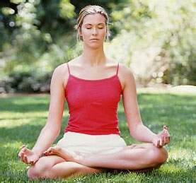 The Classical Sitting Postures In Yoga (2)