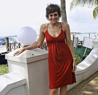 Mandira Bedi – A Super Mom - Indian Weight Loss Blog