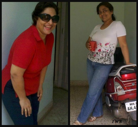 weight loss story india