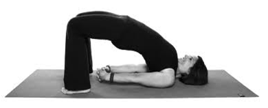 yoga bridge pose weight loss