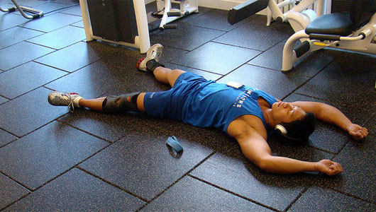 How To Deal With Dizziness & Blackout After Workout