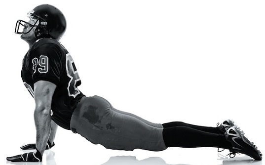 Why Every Athlete Must Practice Yoga