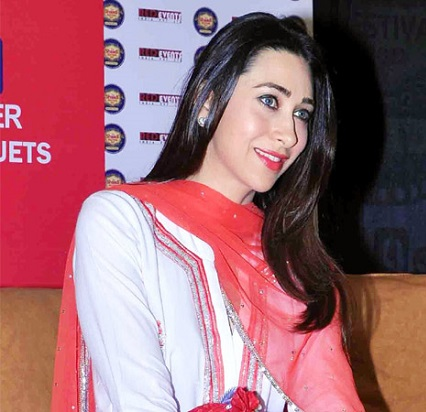 karishma kapoor post pregnancy
