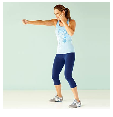 triceps exercise pilates boxing