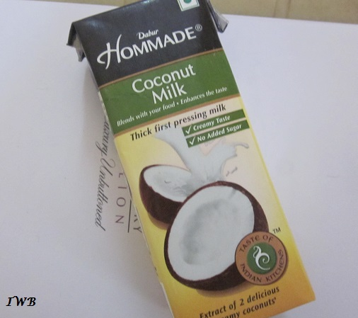 Coconut Milk India-Dabur Hommade Coconut Milk (2)