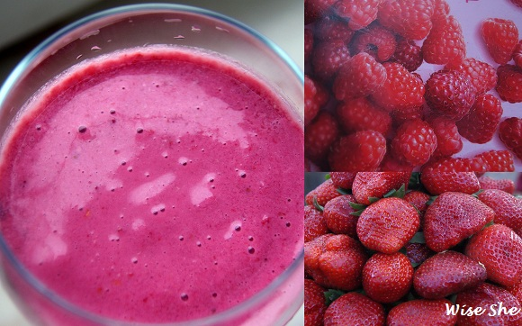 low carb-strawberry-smoothie-recipe