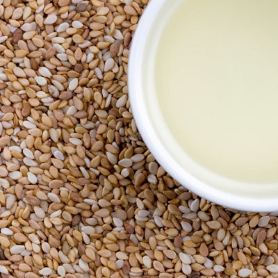 sesame oil weight loss