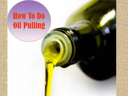 oil pulling how to do