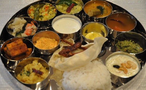 thali-meal- healthy south indian food