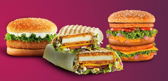McDonald's healthy eating