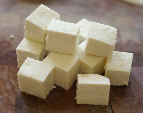 cottage cheese paneer
