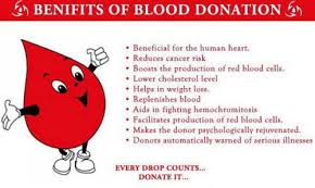 blood donation weightloss n all