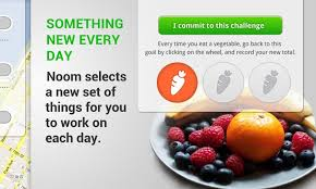 noom coach new challange daily