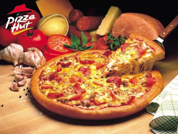 pizza-hut eating healthy
