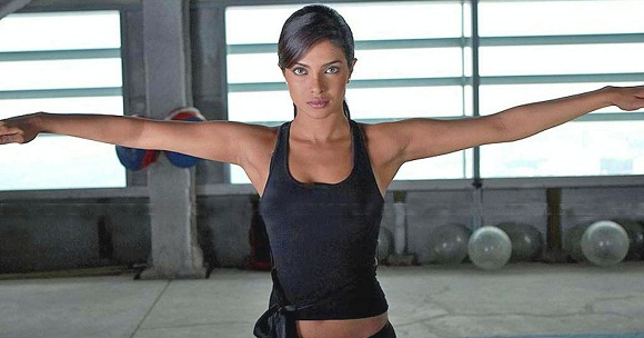 priyanka-chopra-Exercise weightloss