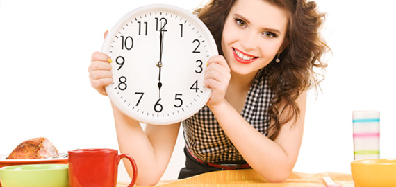woman_clock_lose weight