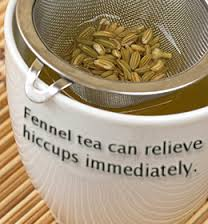 Fennel-seeds tea