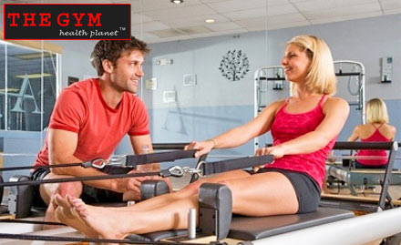 The gym health planet Delhi