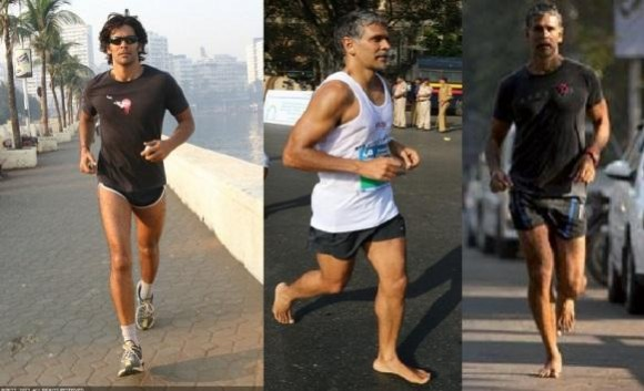barefoot running and minimalist shoes milind