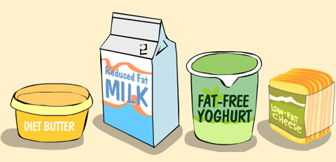 low-fat-products