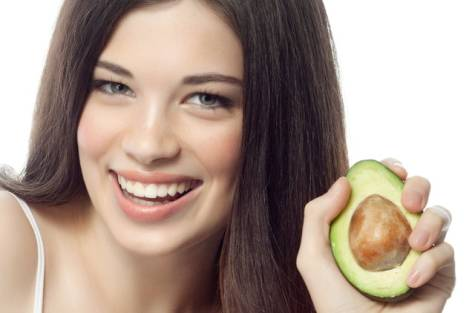 woman Avocado