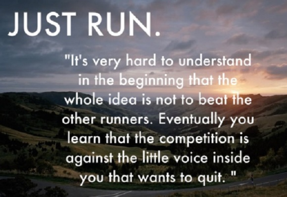 How Running Five Rounds Changed My Goals In Life compete with u