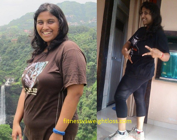 True Weight Loss Story-How I Lost 20 Kgs In 6 Months