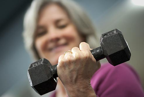 age reversal through weight loss exercise