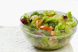 age reversal through weight loss salad