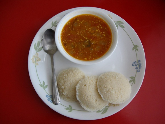 idli protein breakfast