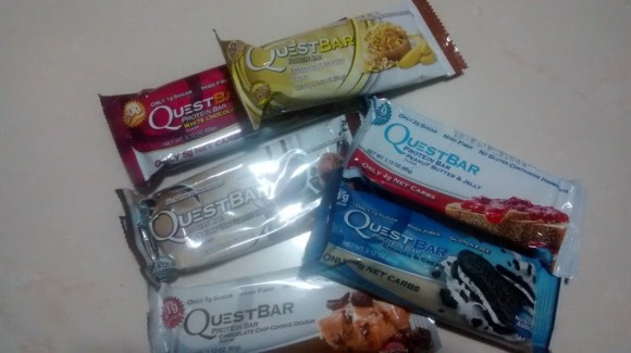 quest bar review