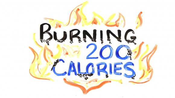 200 calories in 20 mnts