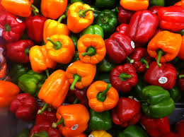 5 Best foods to control weight after 40 bell peppers